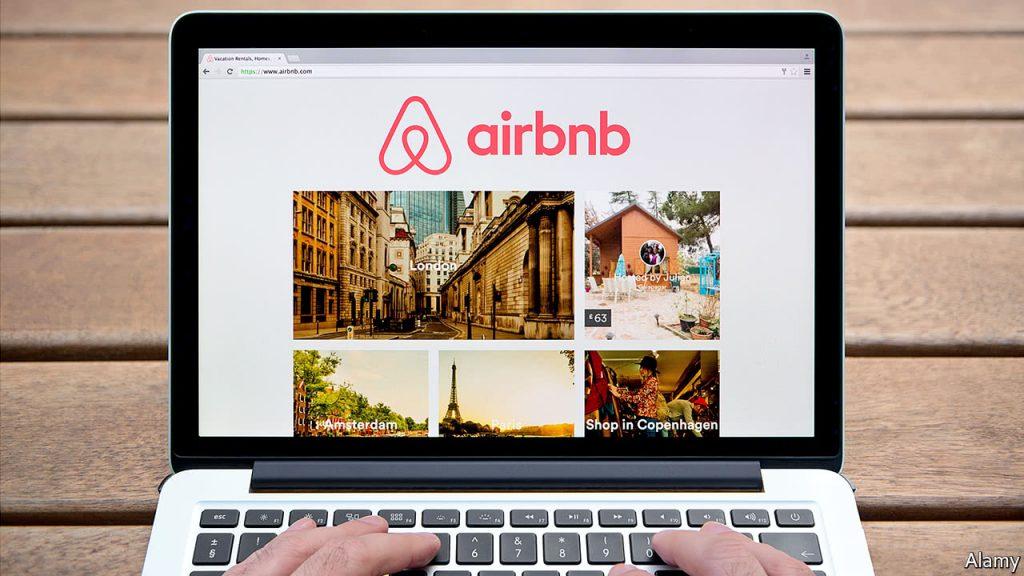Airbnb nuolaida pirmai nakvynei 30 Eurų